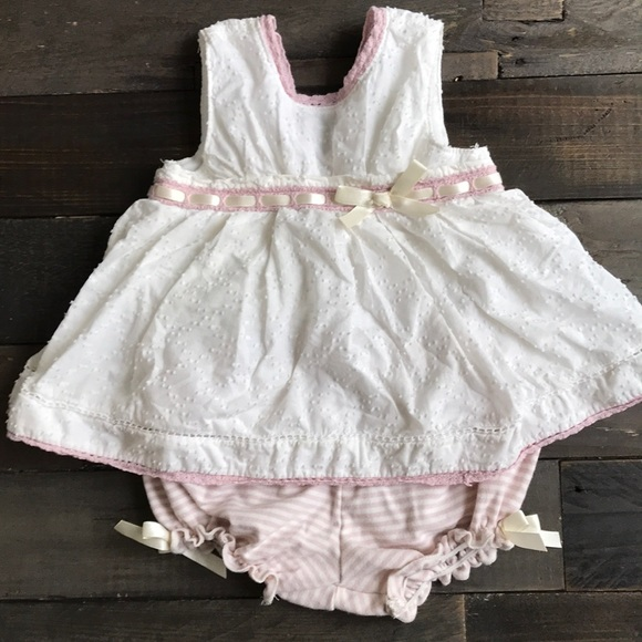9db274a36e36 Catherine Malandrino Other - CATHERINE MALANDRINO MINI Baby girl set